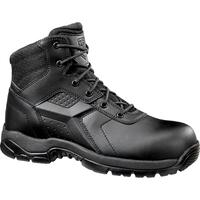 Battle Ops Men's 6 inch Composite Toe Electrical Hazard Waterproof Zipper Tactical Boot, , medium
