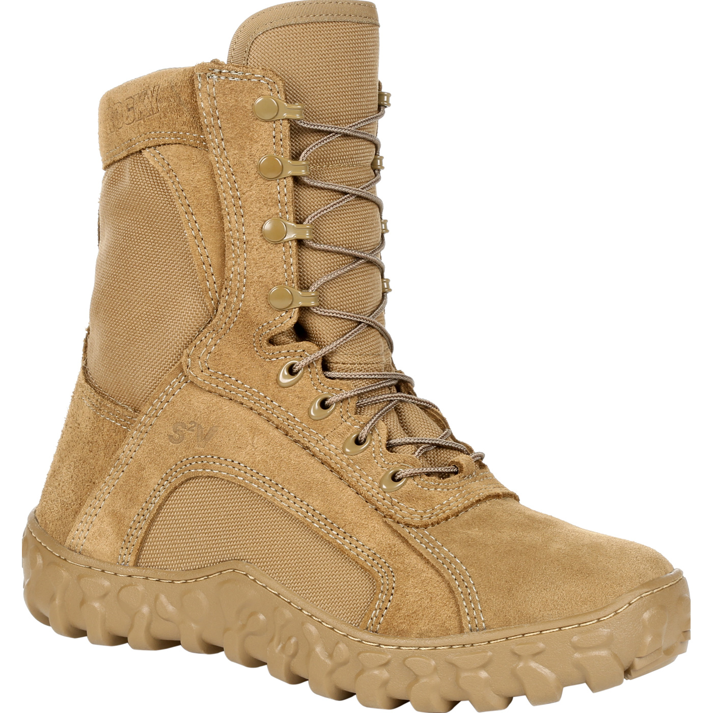 f722a90ae92 Rocky S2V Waterproof 400G Insulated Tactical Military Boot