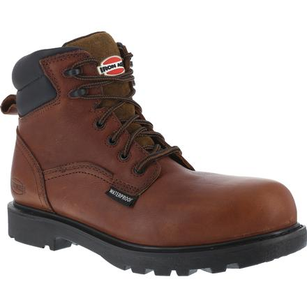 Iron Age Hauler Composite Toe Waterproof Work Boot, , large