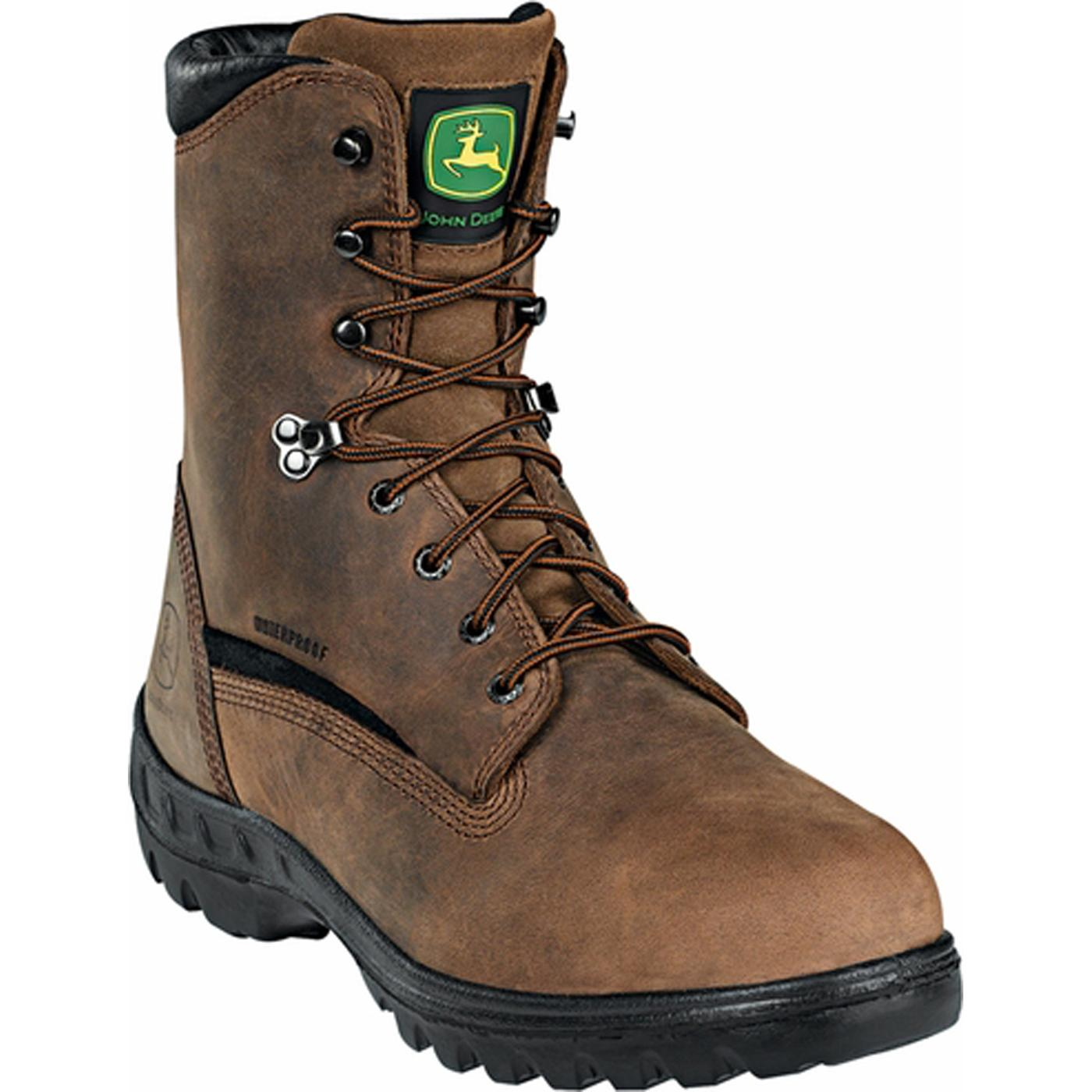 f44ef0d0f02 John Deere Puncture-Resistant Metatarsal Guard Work Boot