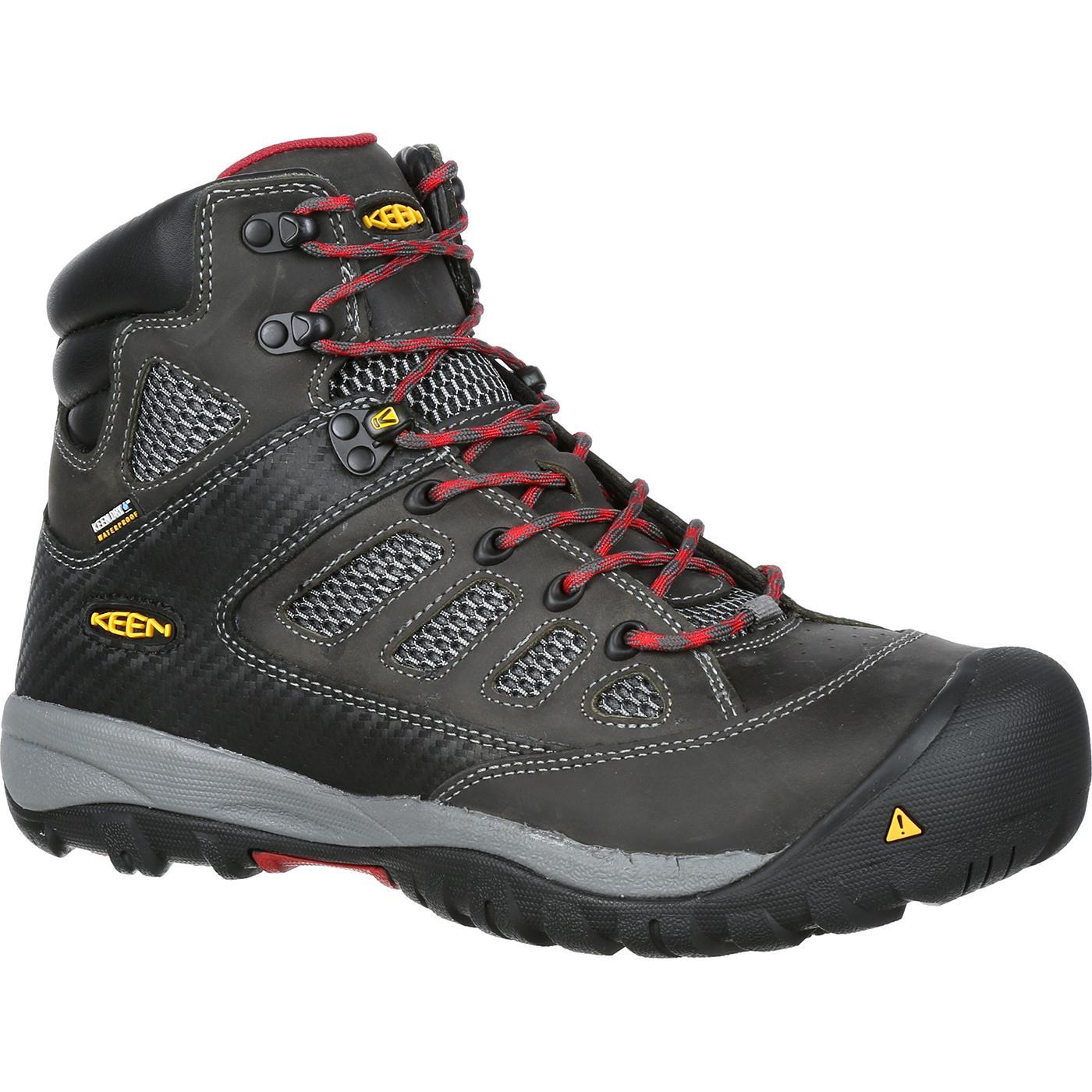 e69a98e0c75 KEEN Utility® Tucson Mid Steel Toe Work Shoe