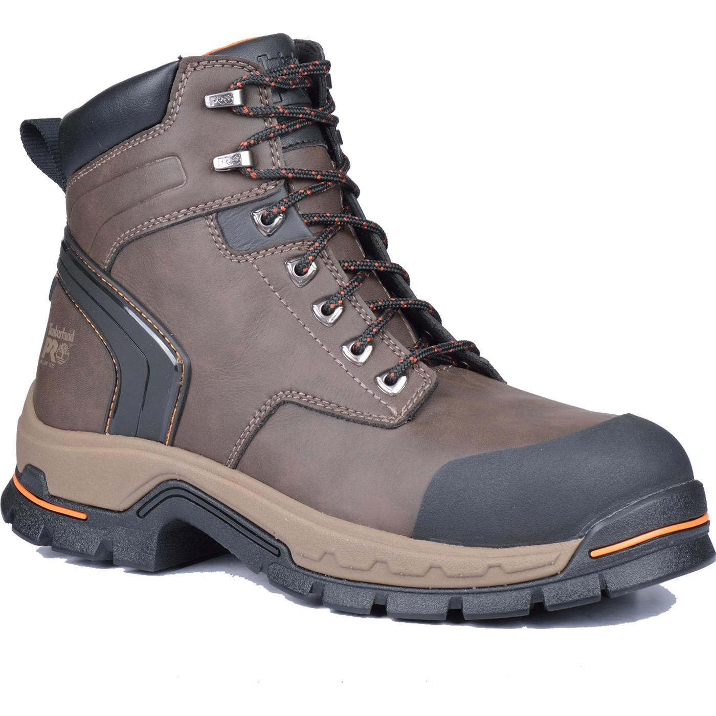 rational construction fine craftsmanship beautiful in colour Timberland PRO Stockdale Alloy Toe Work Boot
