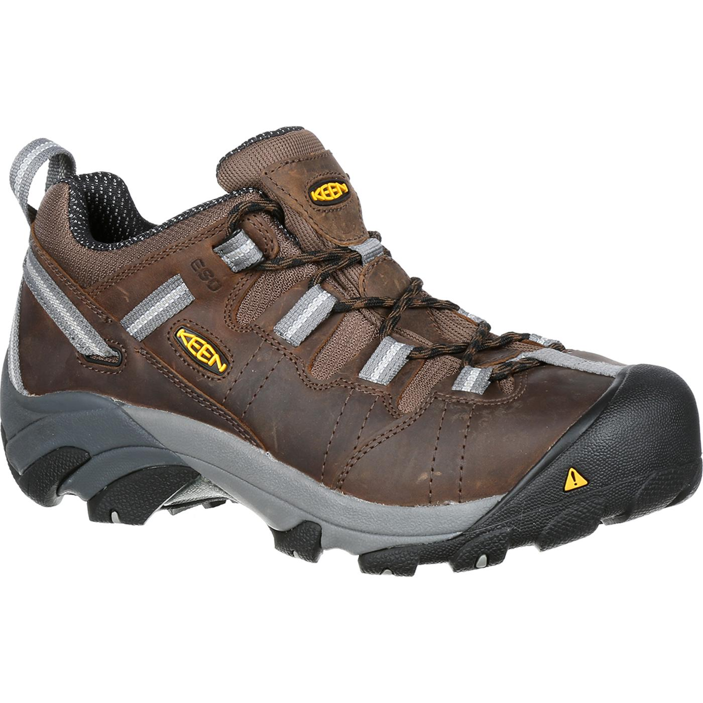 947508da85f KEEN Utility® Detroit Steel Toe Static-Dissipative Work Athletic Shoe
