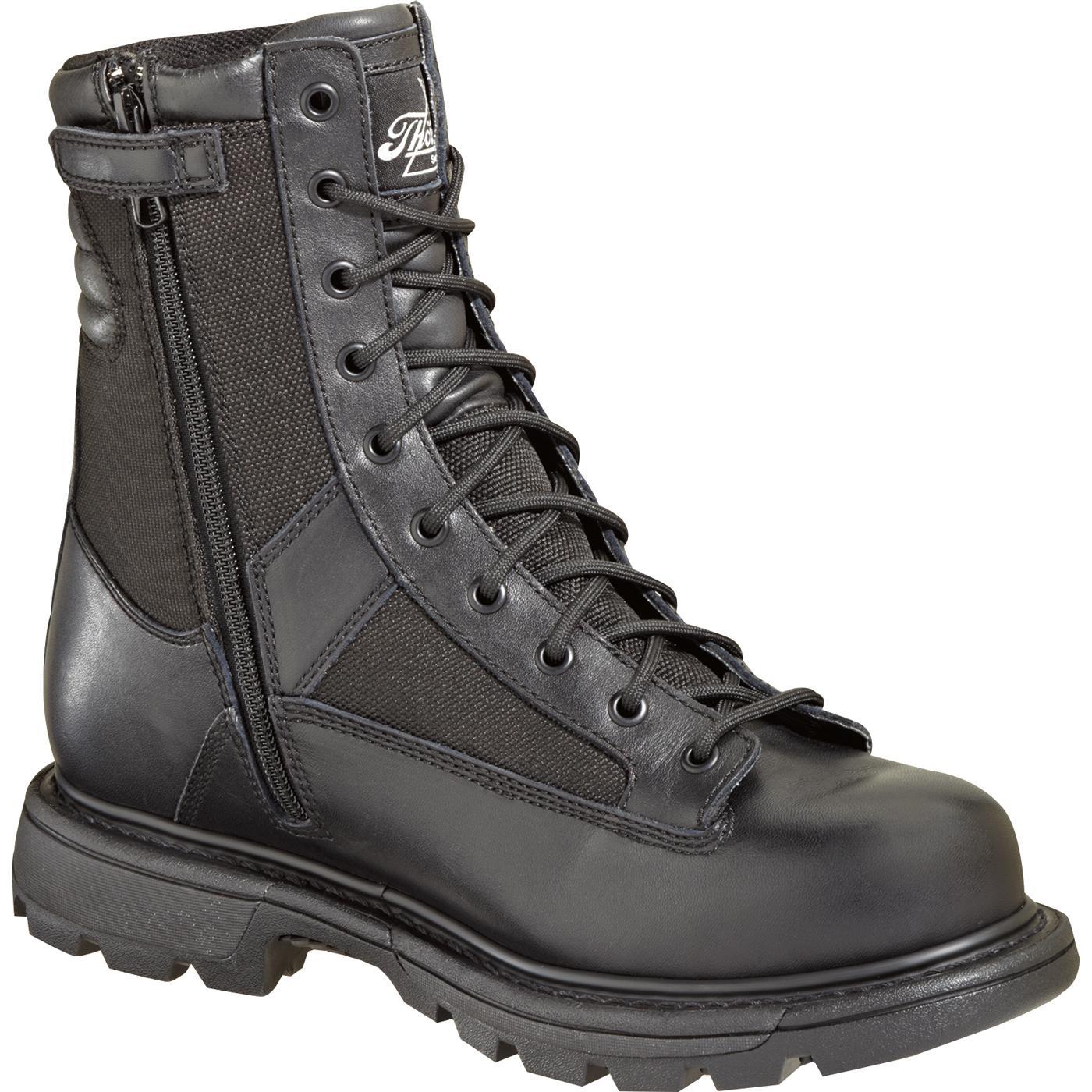 96b891c6a5b Thorogood GEN-flex2 Trooper Side-Zip Waterproof Duty Boot