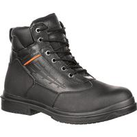 Genuine Grip Unisex Steel Toe Waterproof Work Boot, , medium