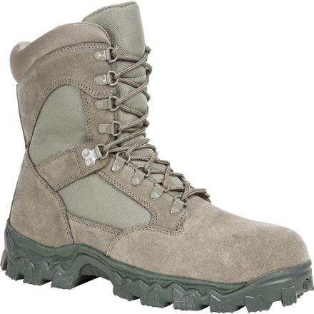 Rocky Alpha Force Composite Toe Sage Green Boot, , large
