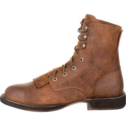 Rocky Renegade Steel Toe Lacer Western Boot, , large