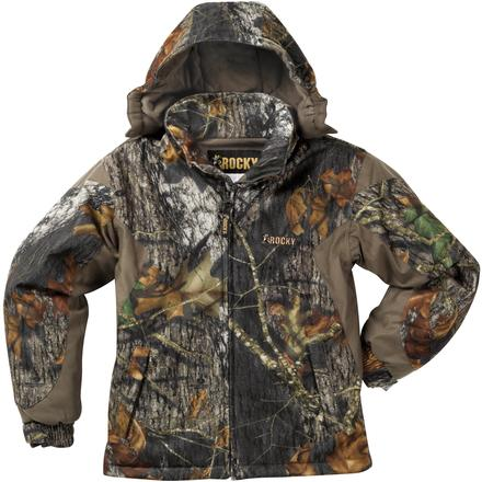 Rocky Junior ProHunter Waterproof Insulated Hooded Jacket, , large