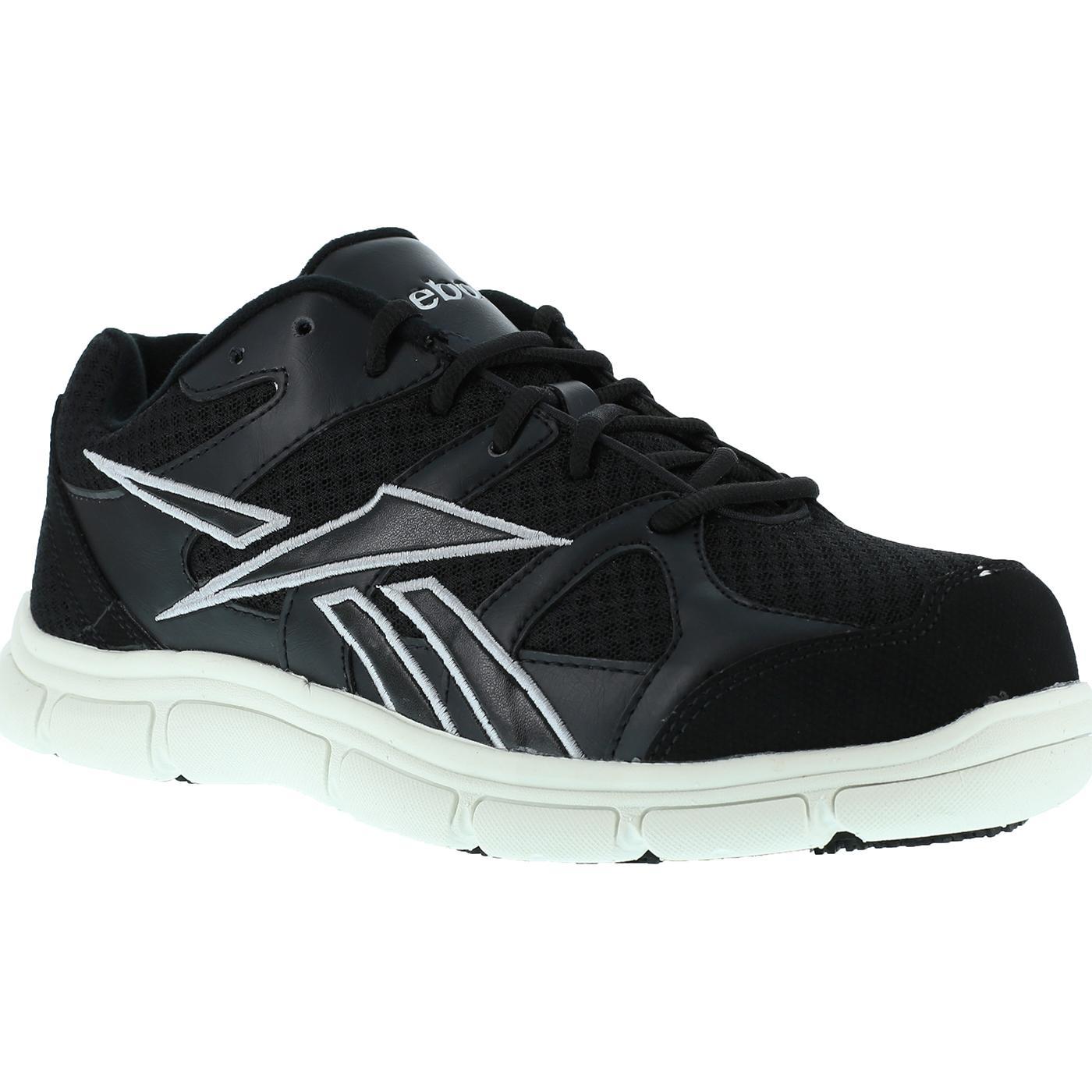 s composite toe slip resistant athletic shoe reebok