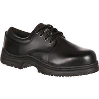 SlipGrips Women's Steel Toe Slip-Resistant Oxford, , medium