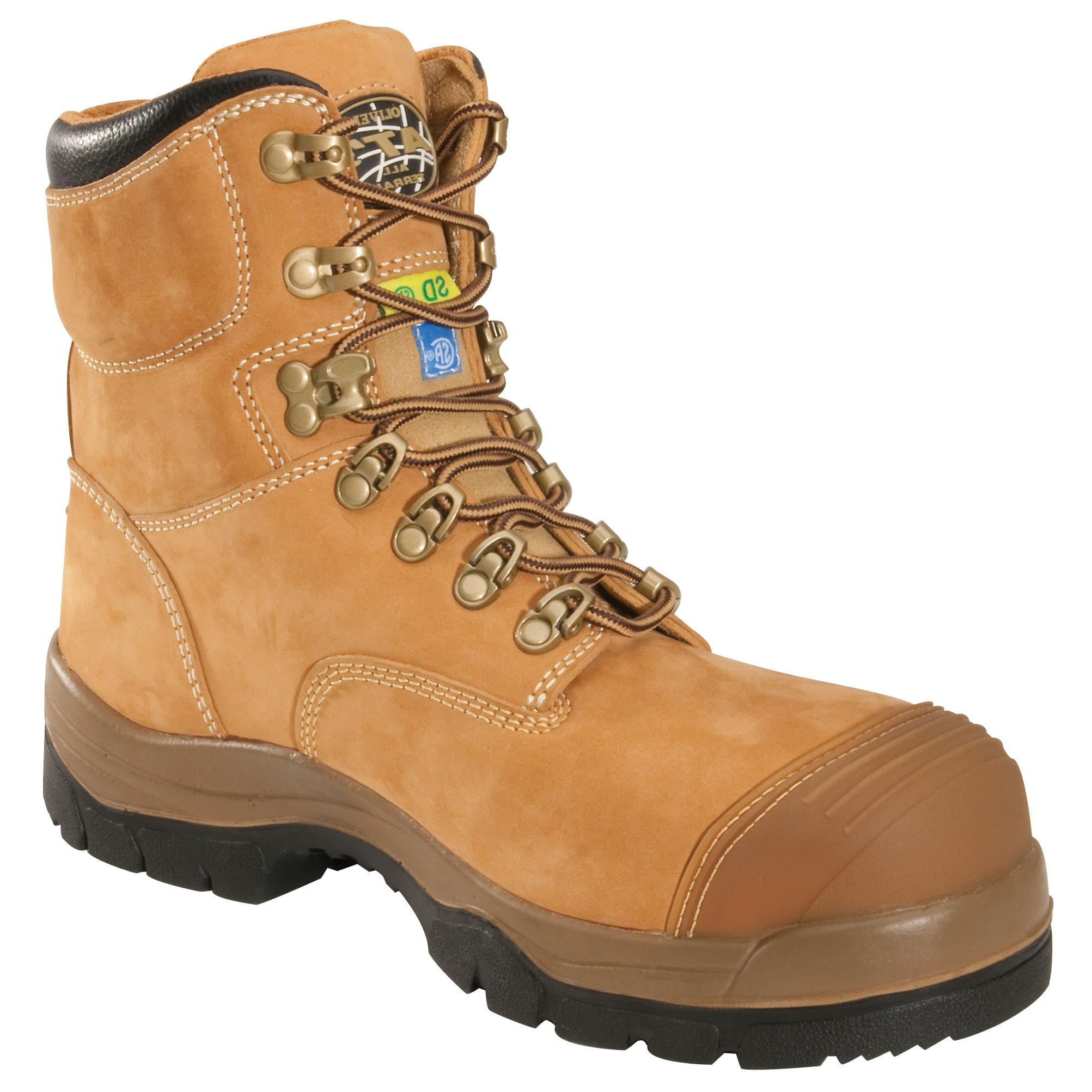 Oliver Lace Up Composite Toe Static Dissipative Boot Ol55232