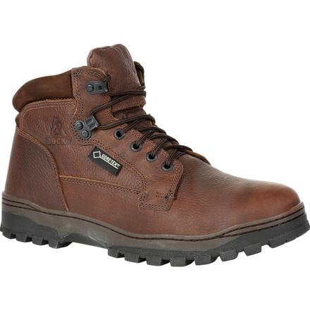 Rocky Outback Plain Toe GORE-TEX® Waterproof Outdoor Boot