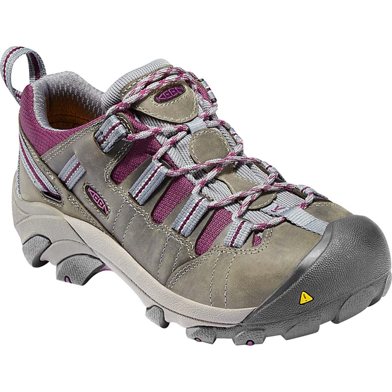 Keen Utility Women S Detroit Low Steel Toe Work Shoe