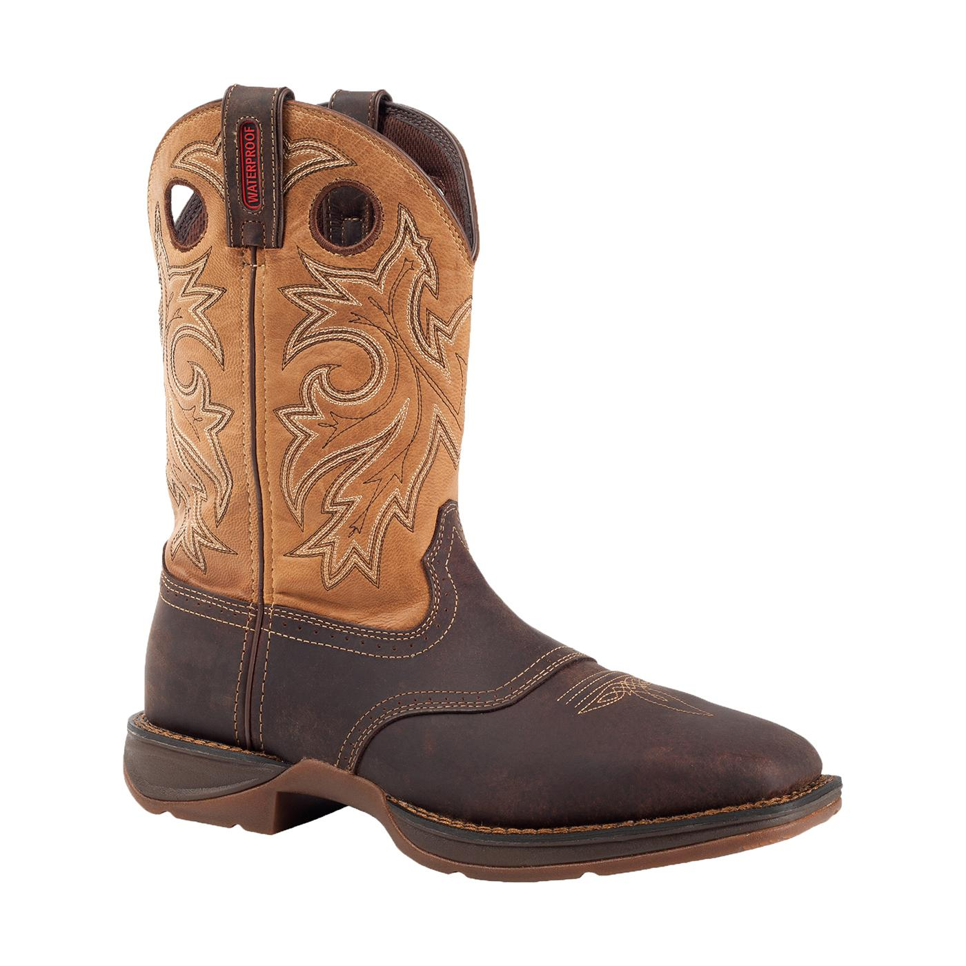 Durango Rebel Men's Waterproof ... Steel-Toe Western Boots perfect for sale buy cheap prices outlet lowest price the best store to get zrZSs