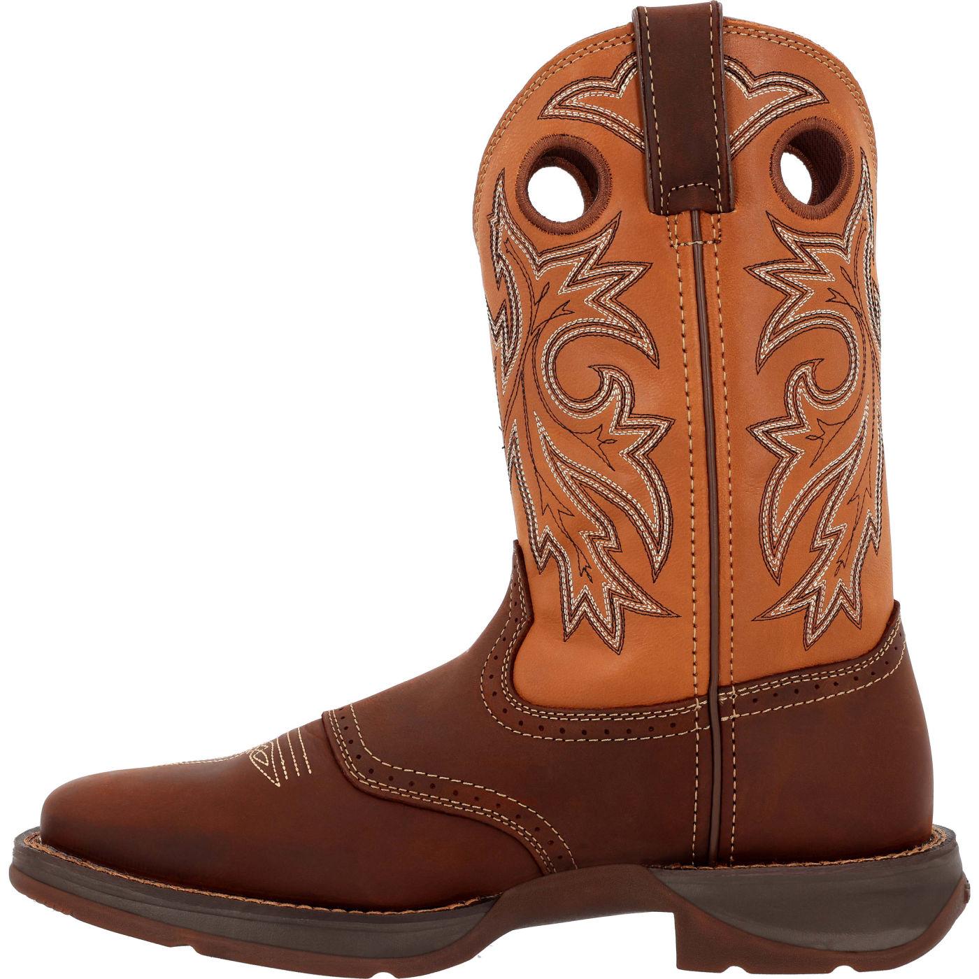 7a43fd7e5d9 Rebel by Durango Steel Toe Waterproof Western Boot