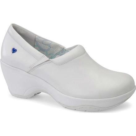 Nurse Mates Bryar Women's Slip-Resistant Slip-On Clog, , large