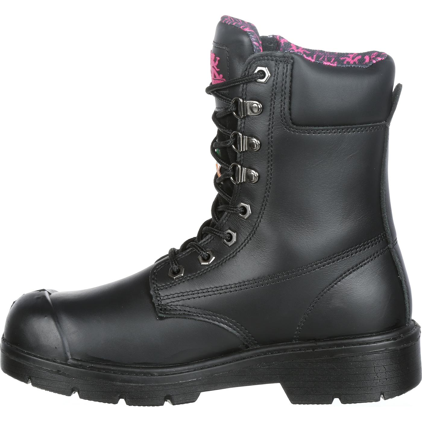 77f9b4a7d88 Moxie Trades Anne Women's Steel Toe CSA-Approved Puncture-Resistant  Waterproof Work Boot