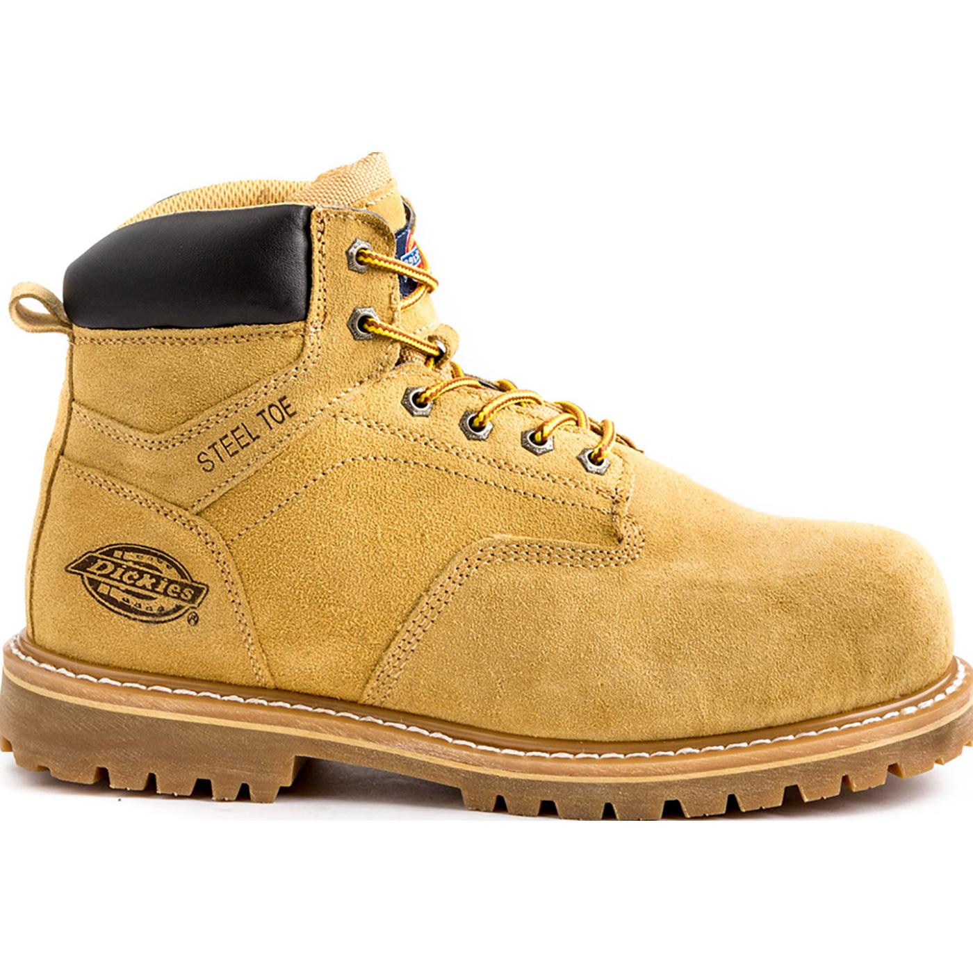 4535422ad31 Dickies Prowler Men's 6 Inch Steel Toe Electrical Hazard Work Boot
