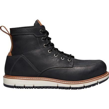 1aa8f02fec87 KEEN Utility® San Jose Men s 6 inch Aluminum Toe Electrical Hazard Work  Boots