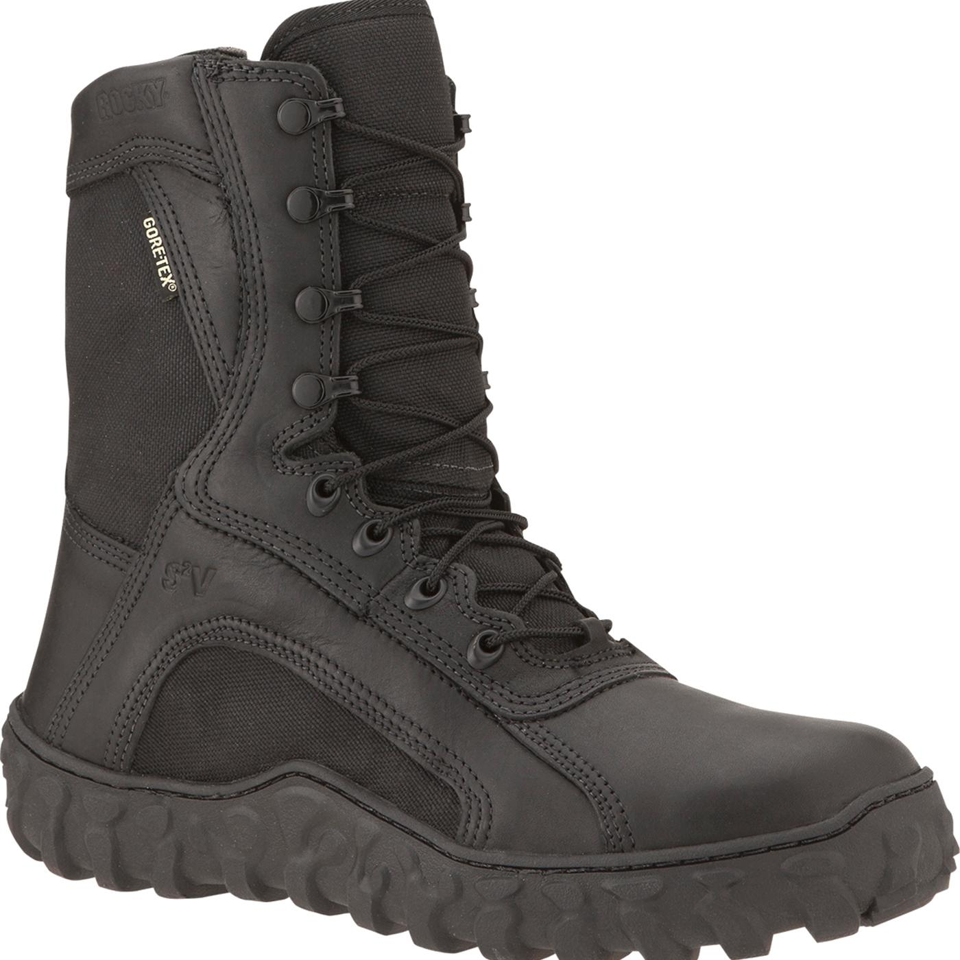 7e7a36d3cb7 Rocky S2V GORE-TEX® Waterproof Tactical Military Boot