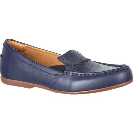 4EurSole Alto Women's Navy Loafer