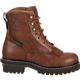 Georgia Boot Big Kid Waterproof Logger, , small