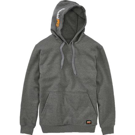 Timberland PRO Double-Duty Hooded Pullover, CHARCOAL, large