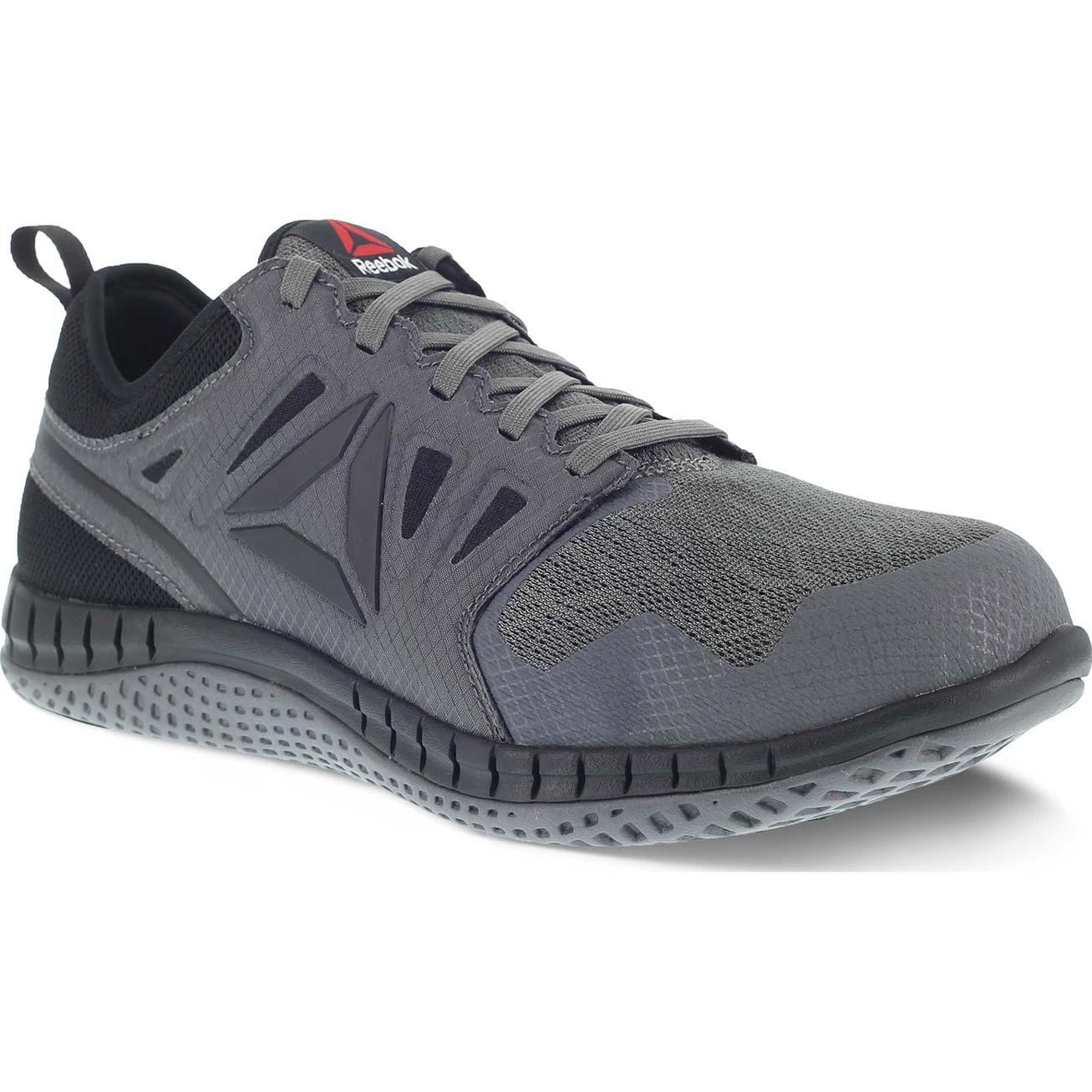 84d4f354162 Reebok ZPRINT WORK Steel Toe Work Athletic Shoe