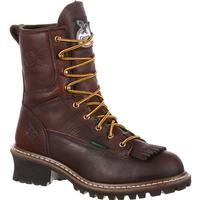 Georgia Boot Waterproof Logger Boot, , medium