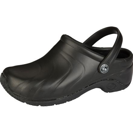 Anywear Zone Unisex Slip-Resistant Clog with Strap