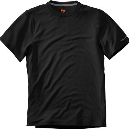 Timberland PRO Wicking Good Short-Sleeve T-Shirt, BLACK, large