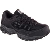 SKECHERS Work Relaxed Fit Cankton Steel Toe Work Athletic Shoe, , medium