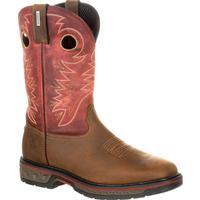 Georgia Boot Alloy Toe Carbo-Tec Waterproof Pull-on Boot, , medium