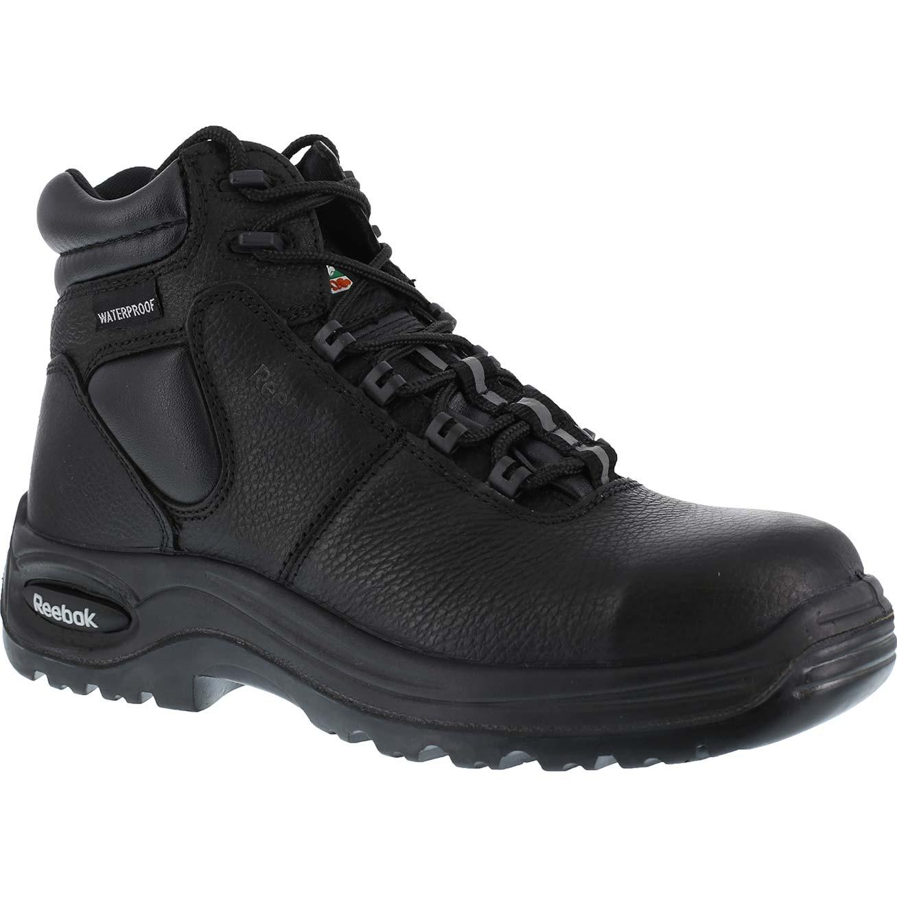 73cc9501bc01 Reebok Trainex Composite Toe CSA-Approved Puncture-Resistant Waterproof  Work Hiker