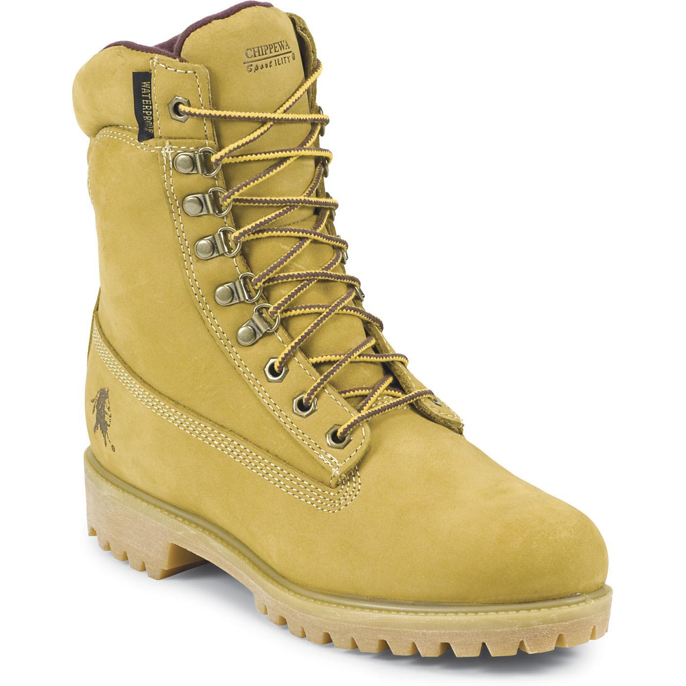 baa0b660dffa Chippewa Waterproof Insulated Work Boot
