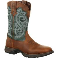 Lady Rebel by Durango Women's Waterproof Western Boot, , medium