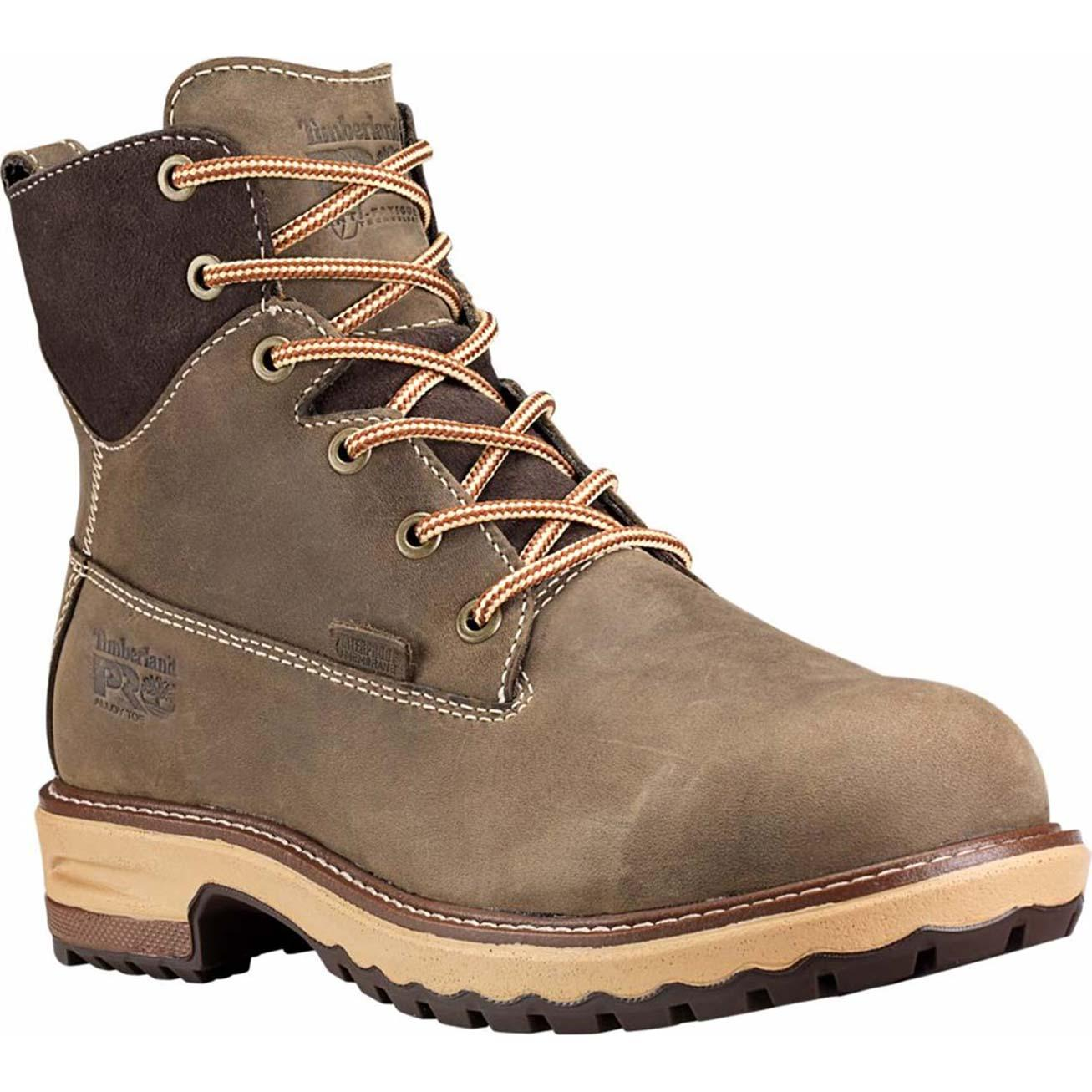 c5da5f7228d Timberland PRO Hightower Women's Alloy Toe Waterproof Work Boot