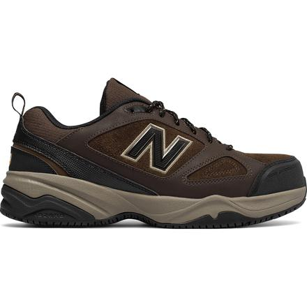 New Balance 627v2 Men's Steel Toe Static Dissipative Athletic Work Shoes, , large