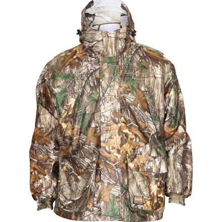 Rocky ProHunter Reversible Parka, RealTree Xtra, large