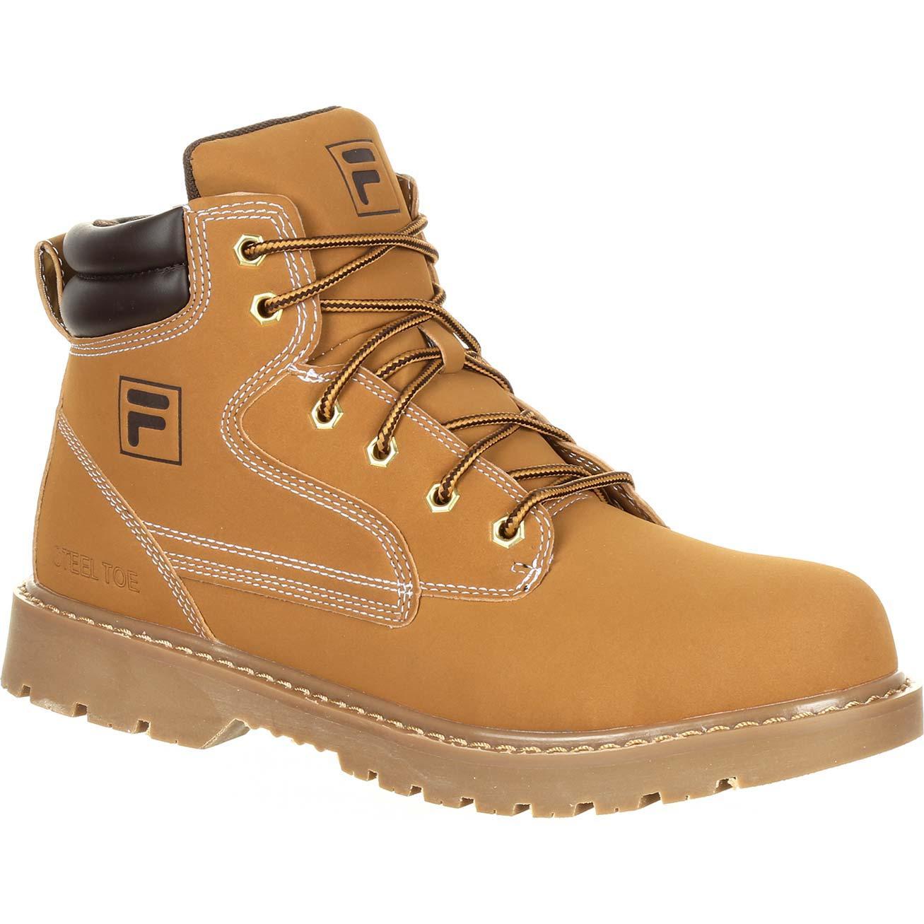 c444f57d7e Fila Landing Steel Toe Work Boot