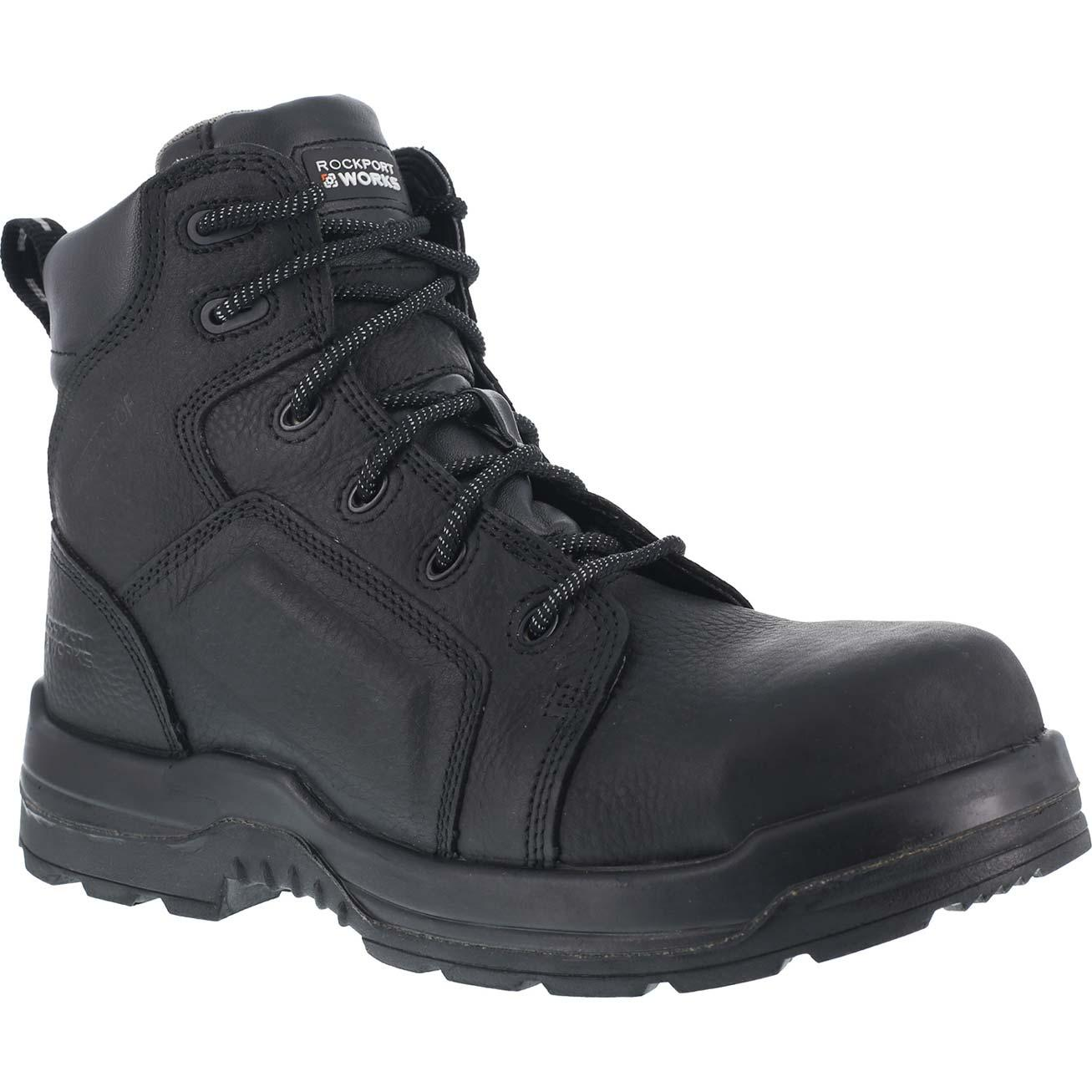 f1c231a40b4 Rockport Composite Toe Waterproof Non-Metallic Work Boot  RK6635