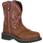 Justin Work Women's Steel Toe Western Work Boot, , medium