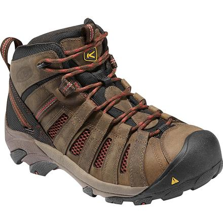KEEN Utility® Flint Steel Toe Work Hiker, , large