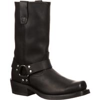 Durango Black Harness Boot, , medium
