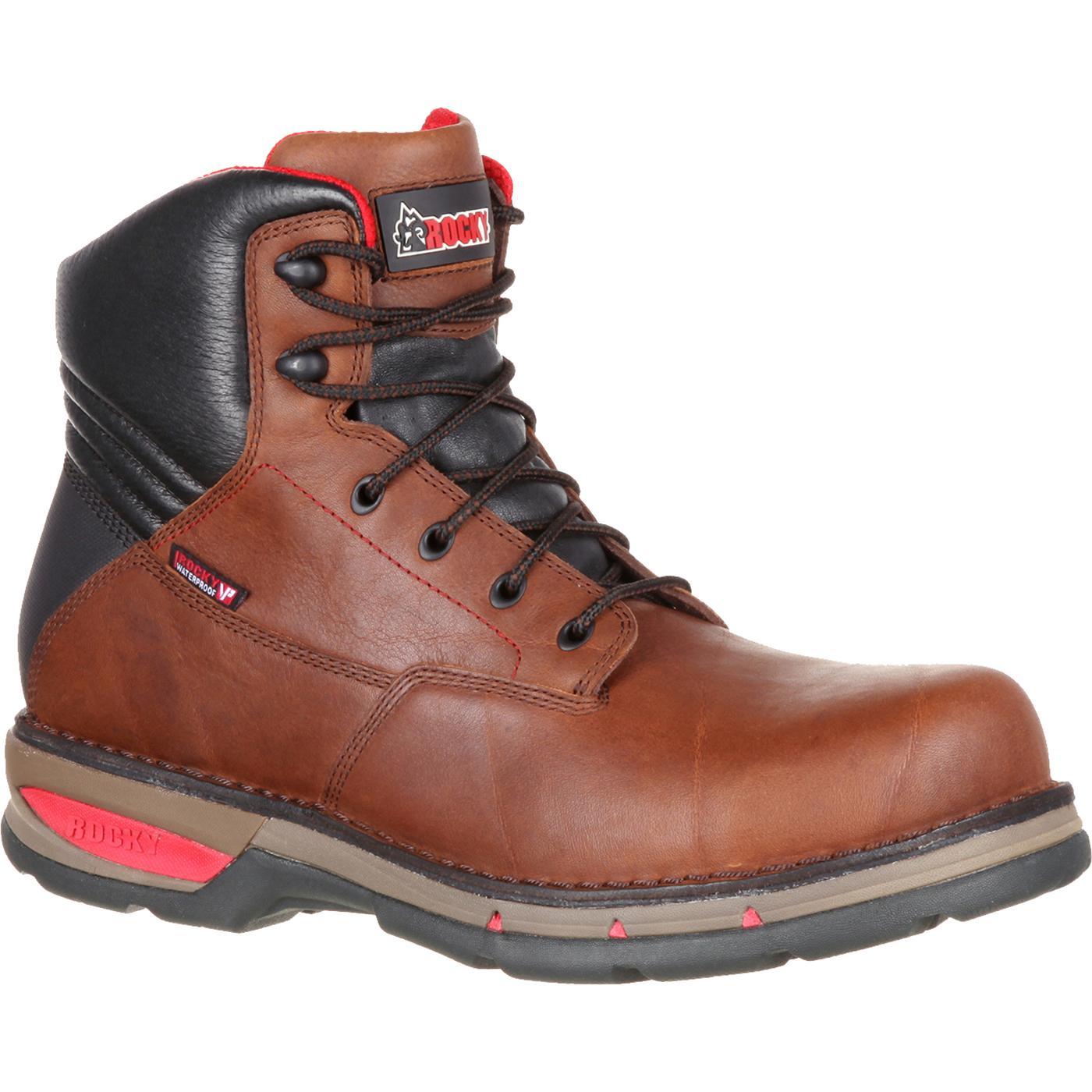 96ec2b8e513 Rocky Field Lite Composite Toe Waterproof Work Boot