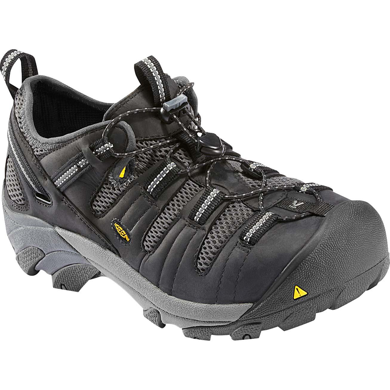 high quality detailed images san francisco KEEN Utility® Atlanta Cool Steel Toe Work Athletic Shoe