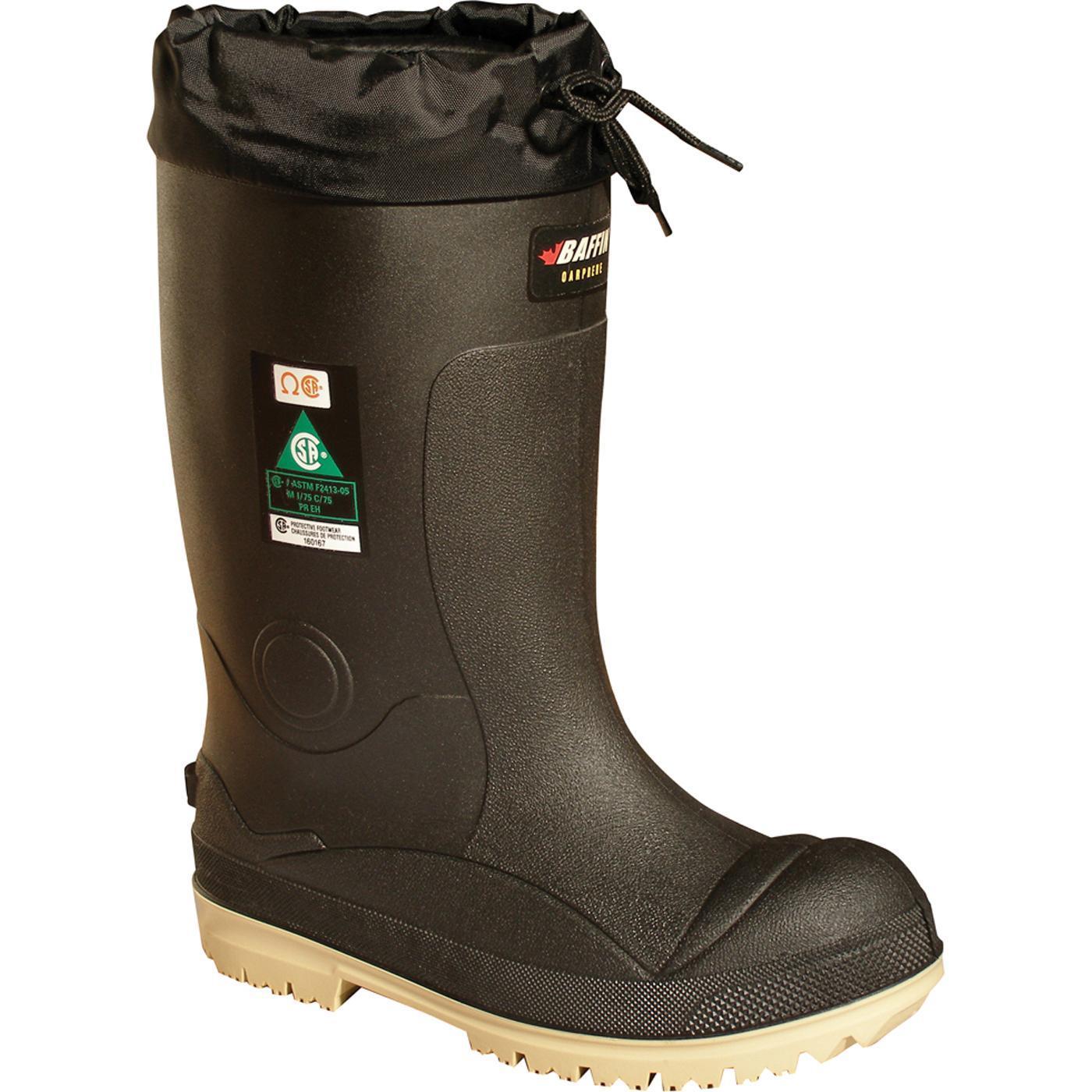 baffin winter work boots