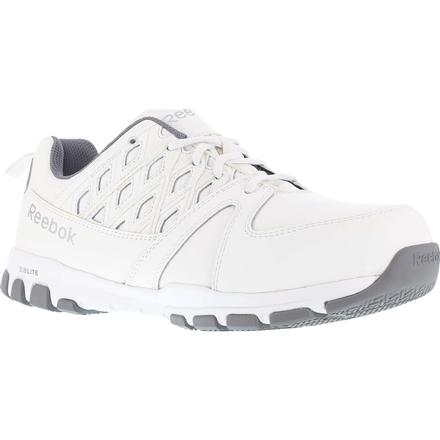 Reebok Sublite Work Women's Steel Toe Static-Dissipative Work Athletic Shoe, , large