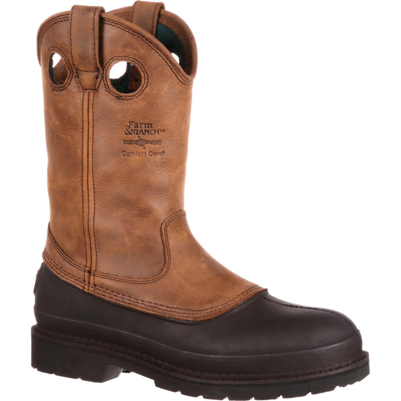 1c260e812da Georgia Boot Muddog Wellington Work Boot