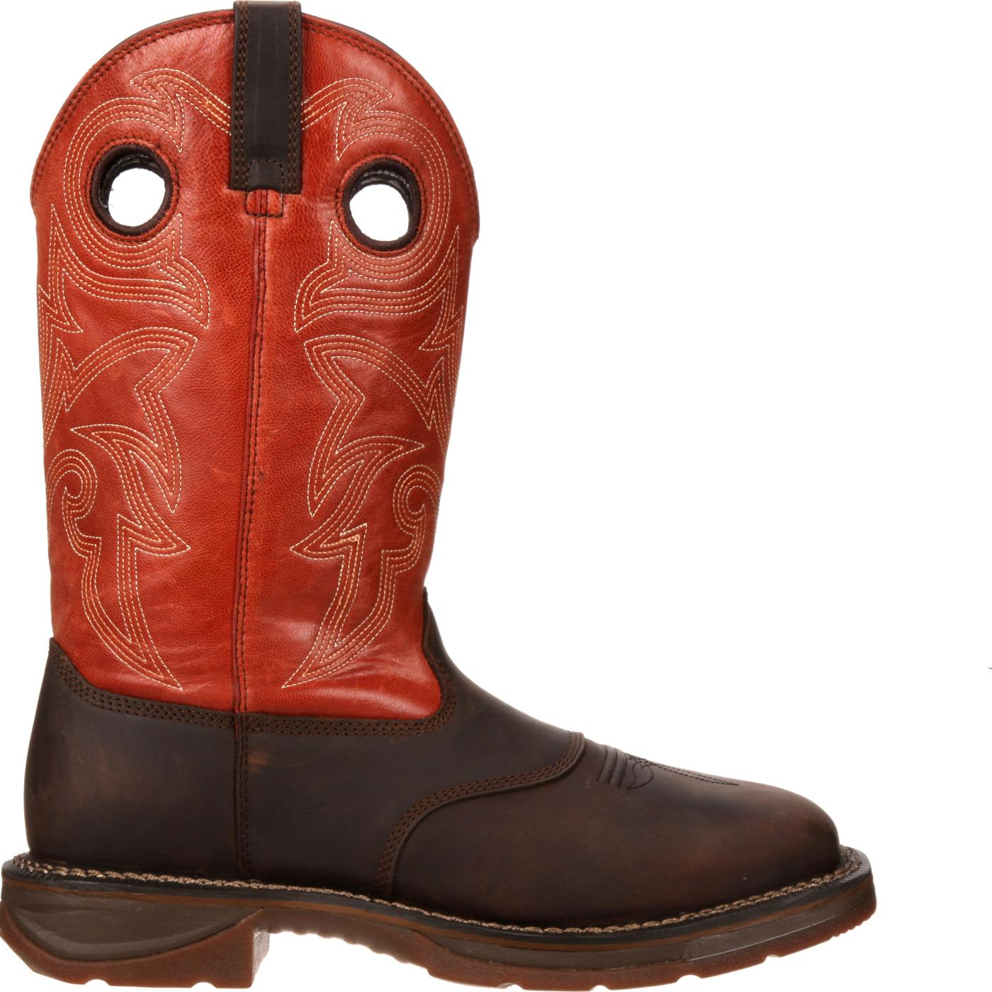 Workin' Rebel™ by Durango® Saddle Western Boot